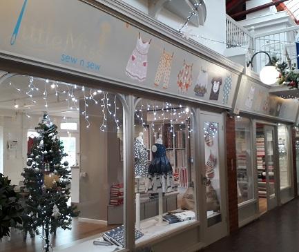 fabric shop Eastbourne