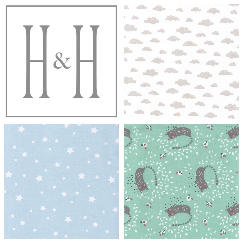 Higgs and Higgs fabrics