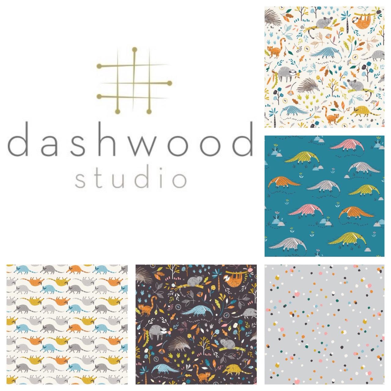 Dashwood studio hanging around