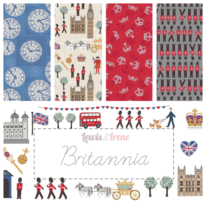 Lewis and Irene - Britannia