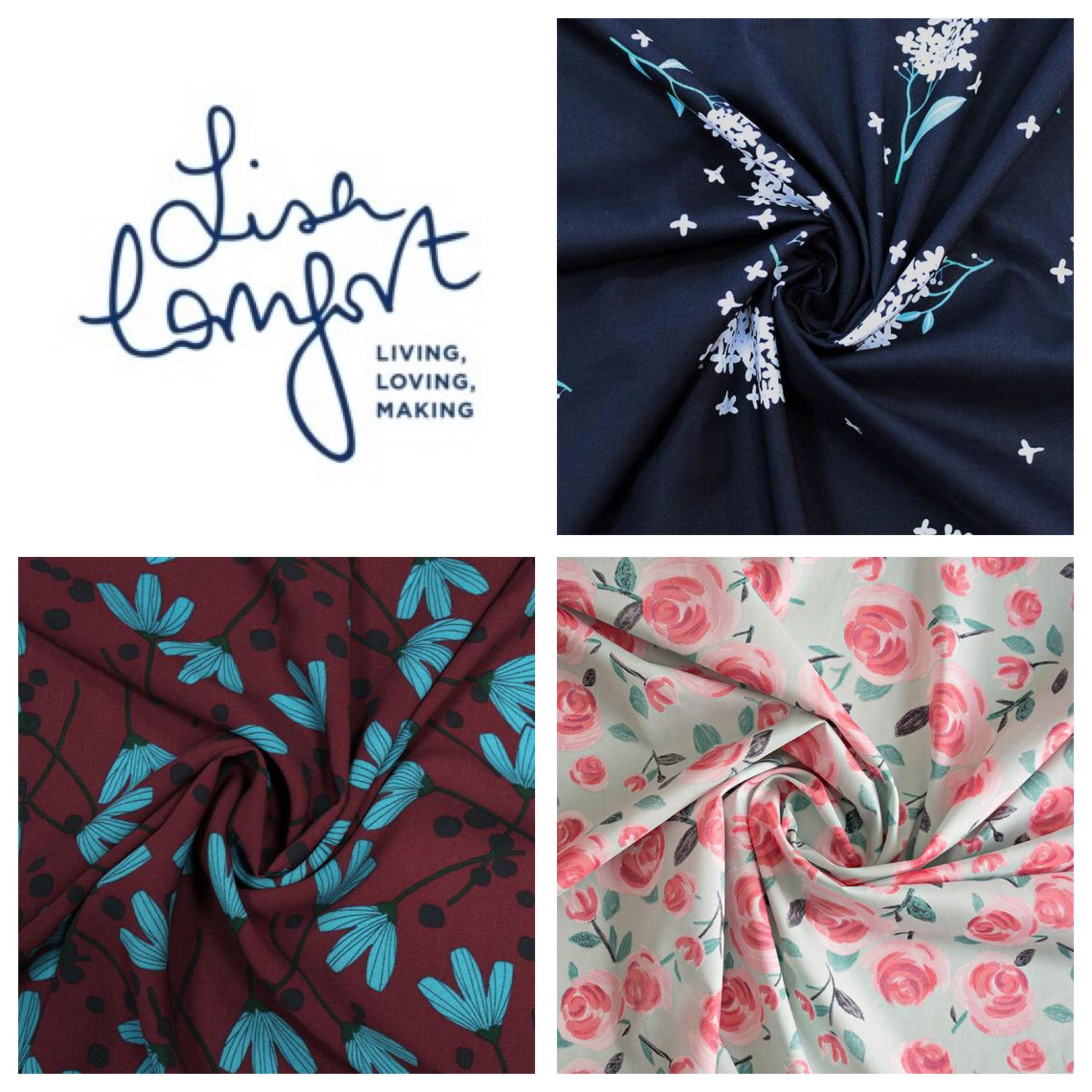 Lisa Comfort fabric