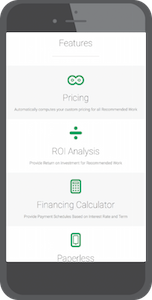 Case Study Mobile View