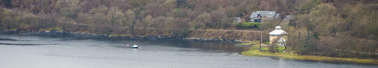 Loch Creran view