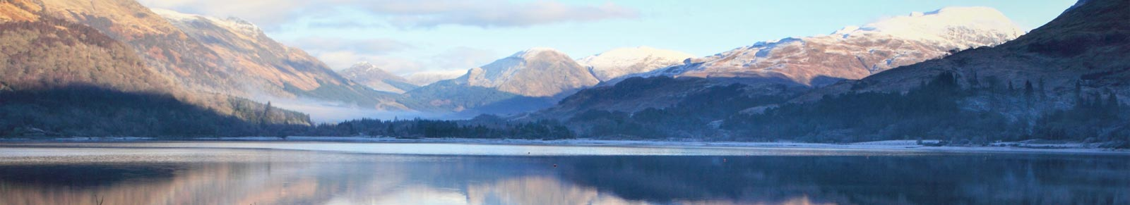 Winter view, Appin