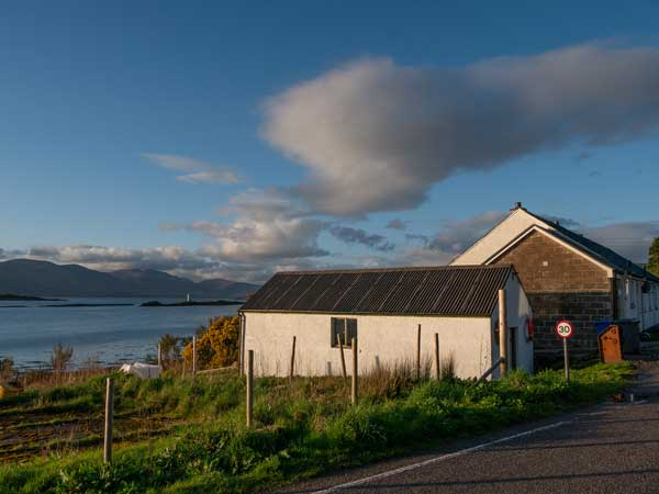Port Appin boathouse