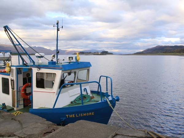 The Lismore ferry at Port Appin