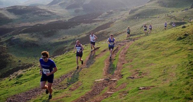 Appin Hill Race