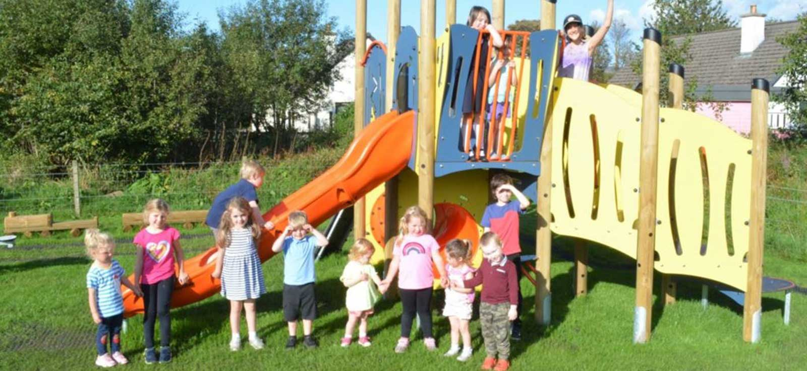 Appin community playpark