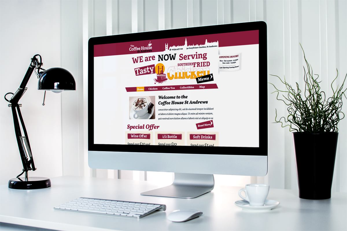 Website Design - Rushden