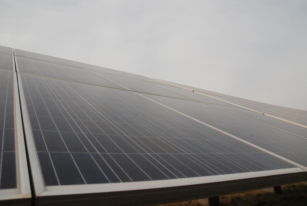 Homepage Solar Image