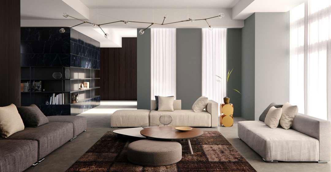 Interior Design EASY RENDER Impressive Easy Interior Design