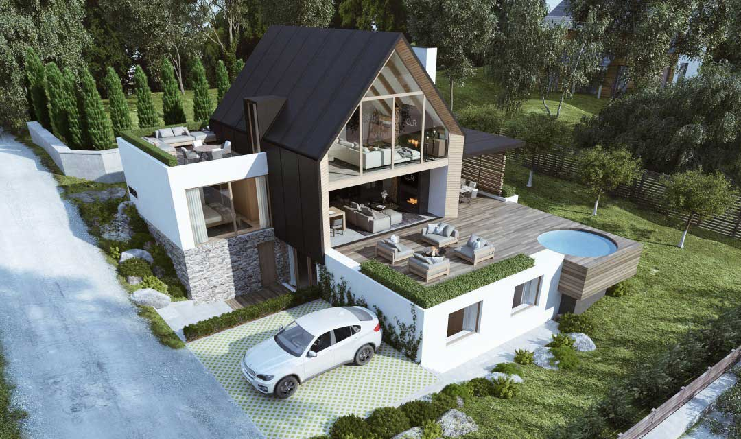 Latest advancements in architectural rendering software | EASY RENDER