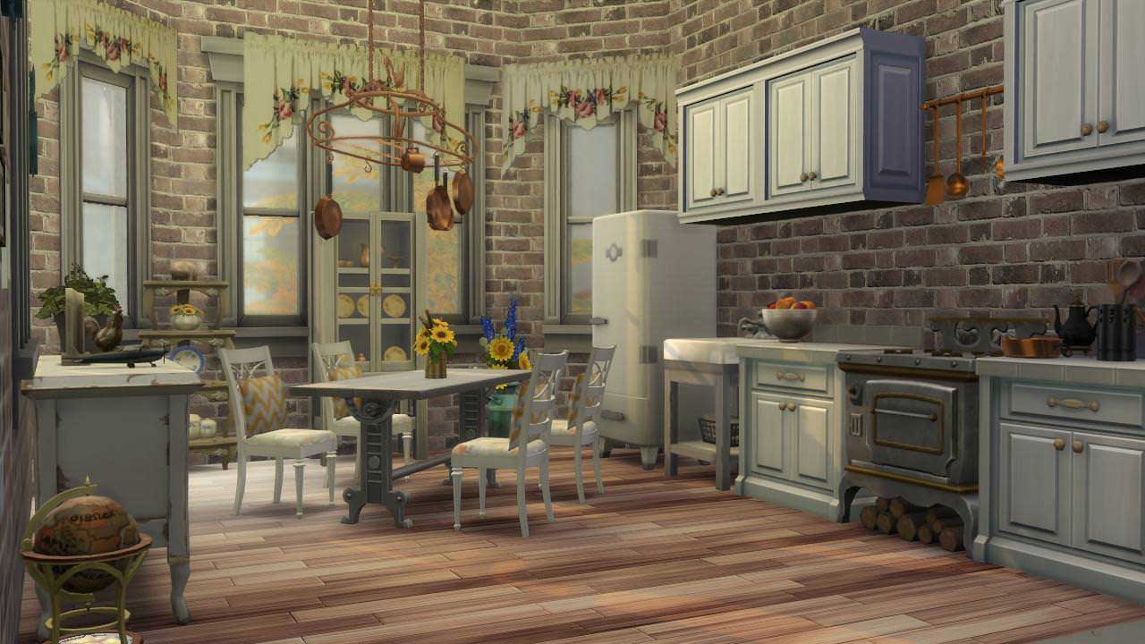 You Can Use Sims 25 to Create 25D Interior Design Ideas but Leave