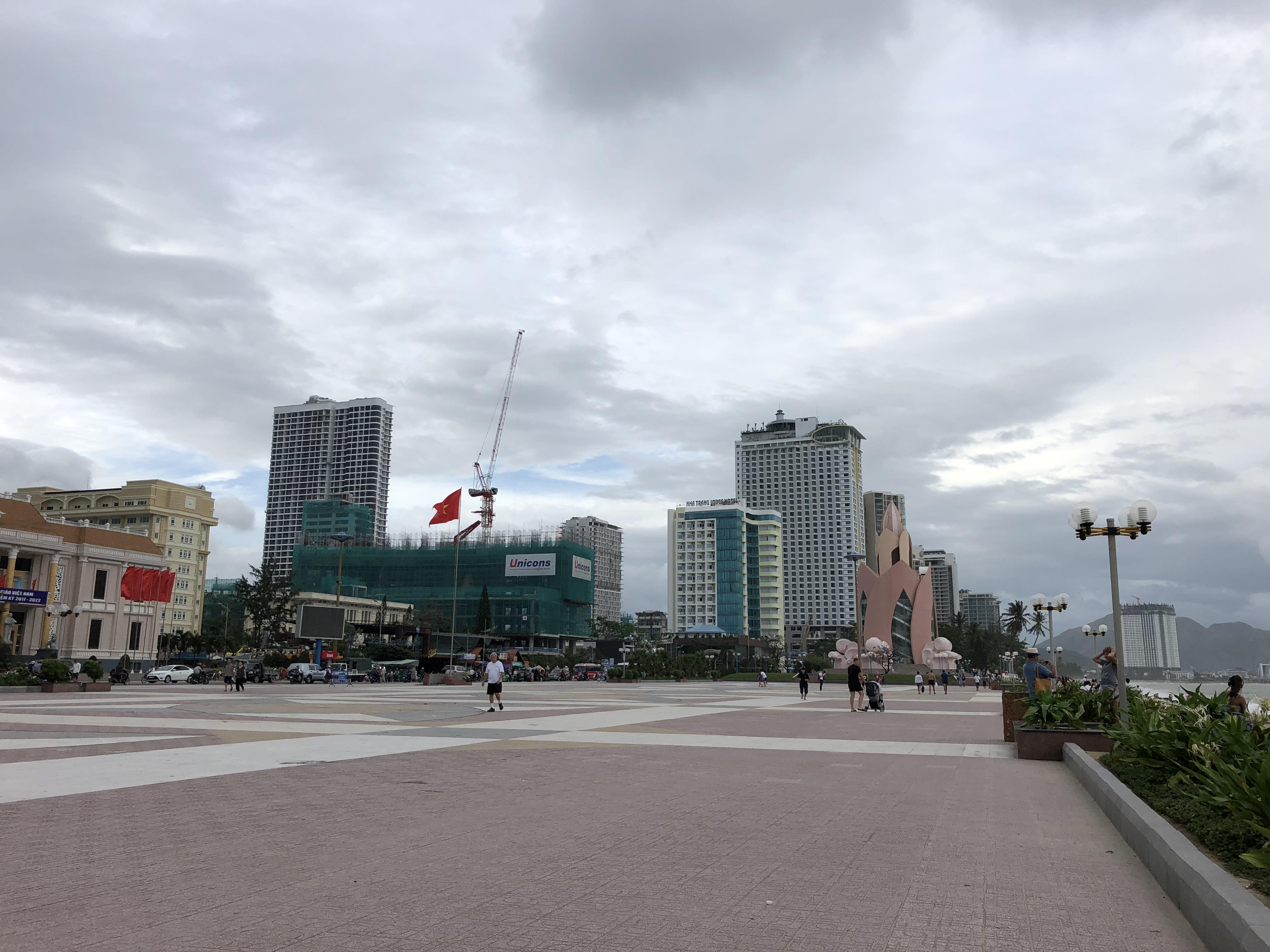 Tiến độ dự án AB Central Square Nha Trang