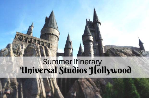 what to do at universal studios in the summer