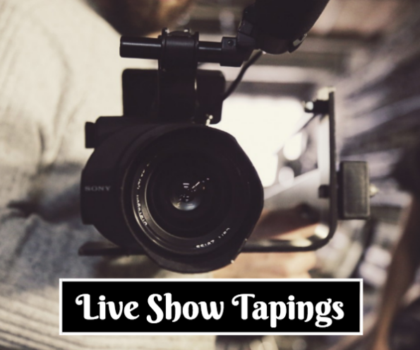 live show tapings