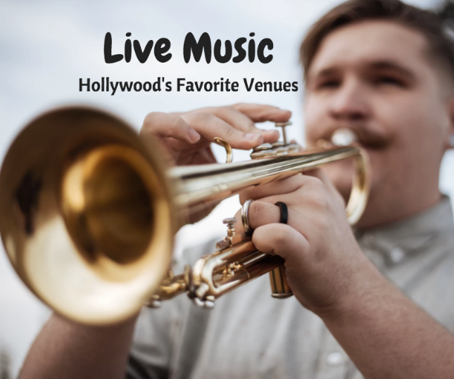 live music in Hollywood