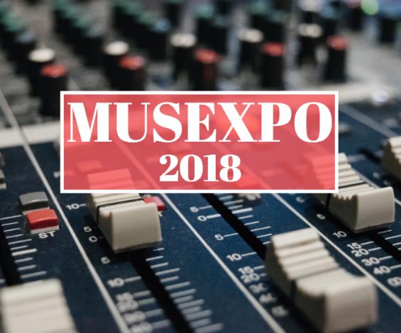 MUSEXPO 2018