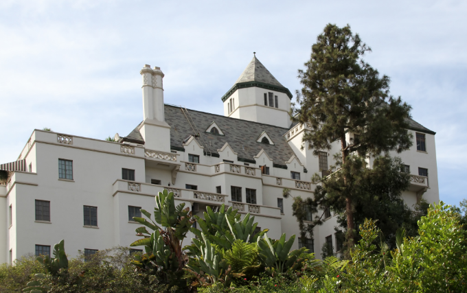 chateau marmont west hollywood ca