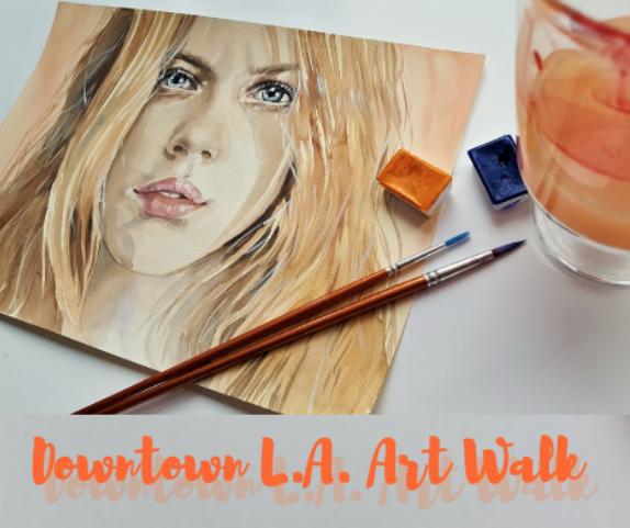 art walk dtla events