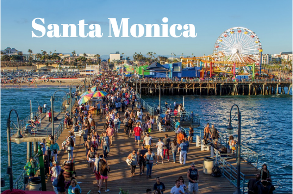 fun things to do at santa monica pier