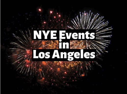 nye events in los angeles