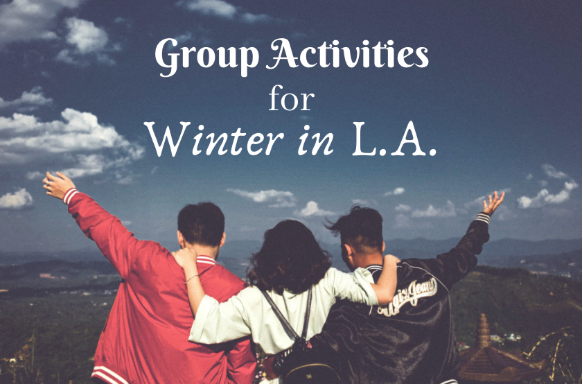 hollywood winter attractions for groups