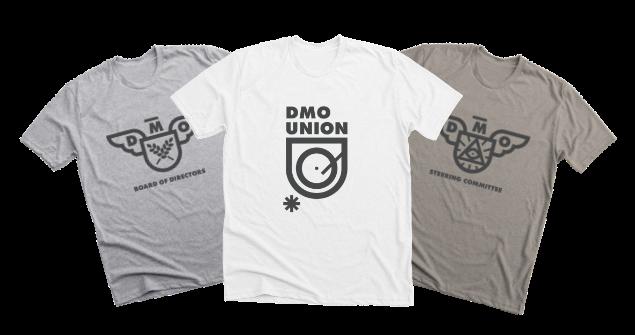 DMO Union T-Shirts