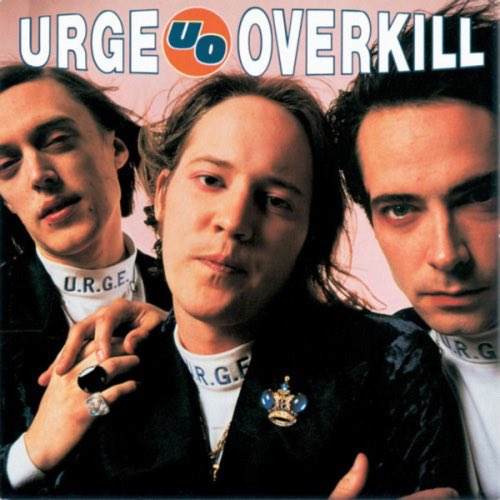 021 The Supersonic Storybook by Urge Overkill