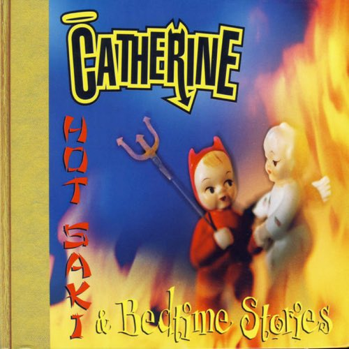 025 Hot Saki and Bedtime Stories by Catherine