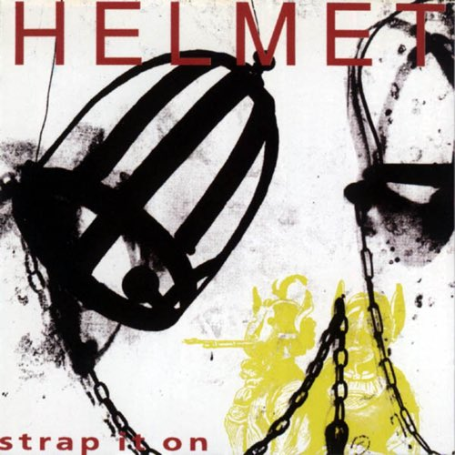 028 Strap It On by Helmet