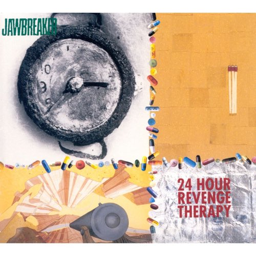 040 24 Hour Revenge Therapy by Jawbreaker