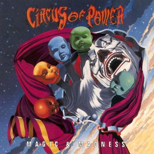 100 Magic & Madness by Circus of Power