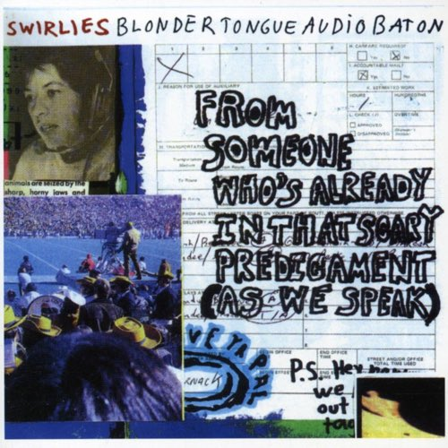 138 Blonder Tongue Audio Baton by Swirlies