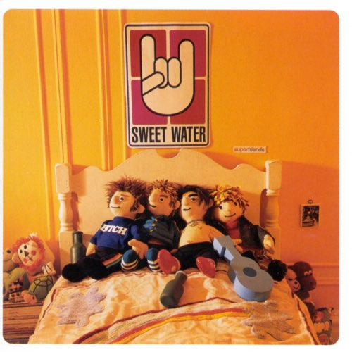 154 Superfriends by Sweet Water