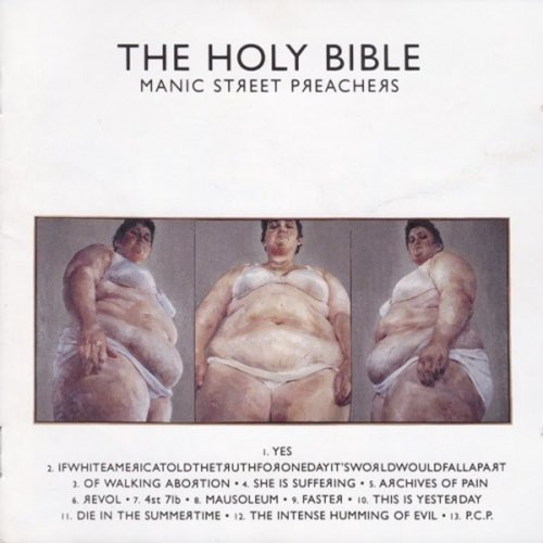 182 The Holy Bible by Manic Street Preachers
