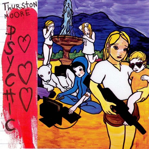 197 Psychic Hearts by Thurston Moore