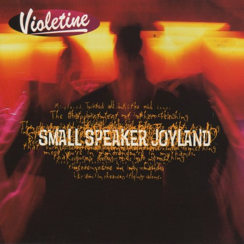 325 Small Speaker Joyride by Violetine