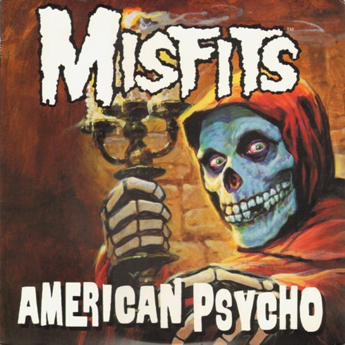 303 American Psycho by Misfits