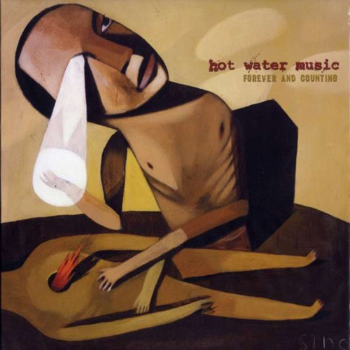 353 Forever And Counting by Hot Water Music
