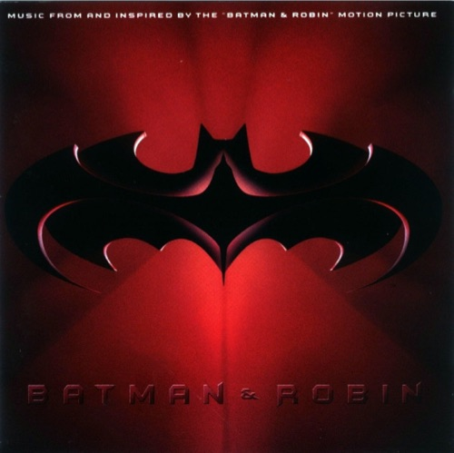 332 Batman & Robin soundtrack