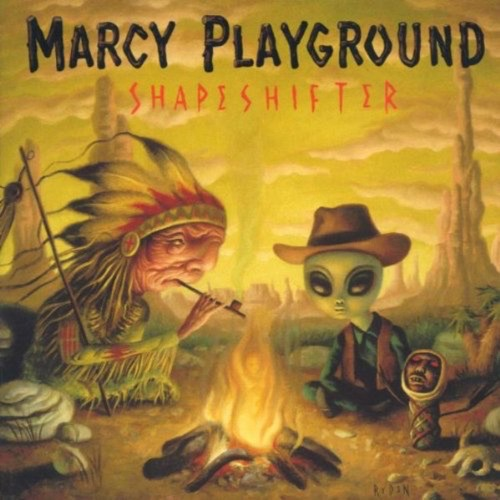 373	Shapeshifter by Marcy Playground
