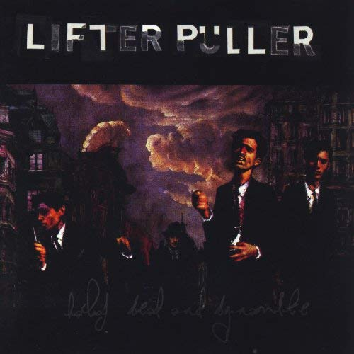 400 Half Dead and Dynamite by Lifter Puller