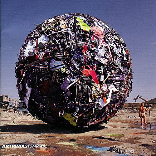 405 Stomp 442 by Anthrax