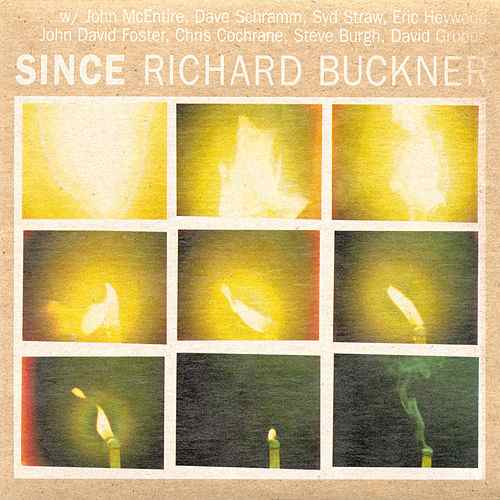 403 Since by Richard Buckner