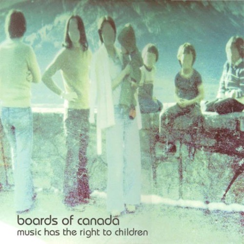 482 Music Has the Right to Children by Boards of Canada