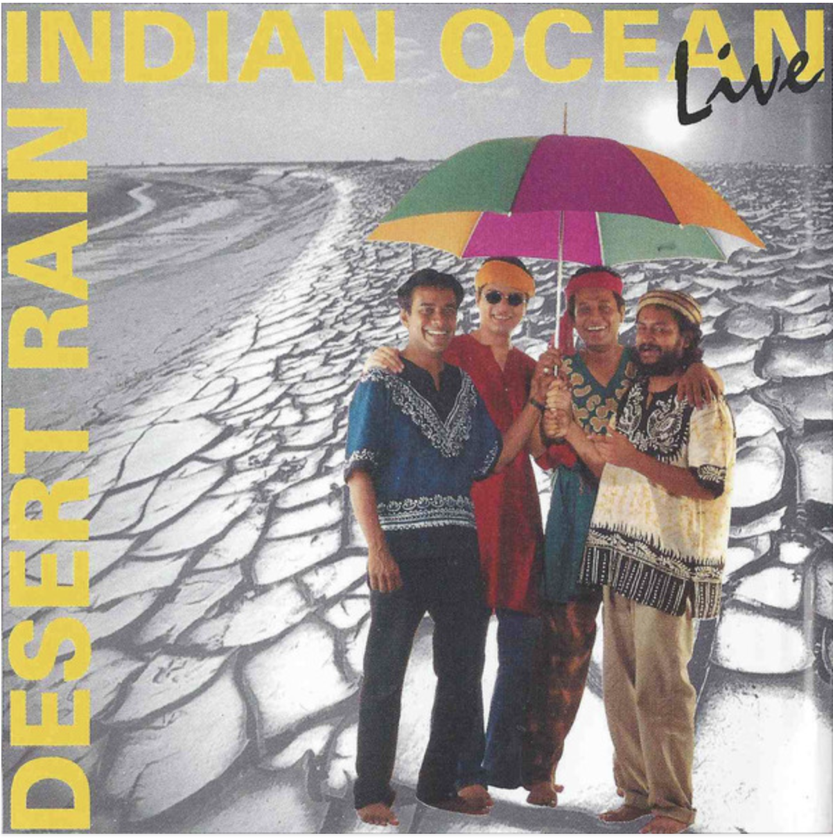 495 Desert Rain by Indian Ocean