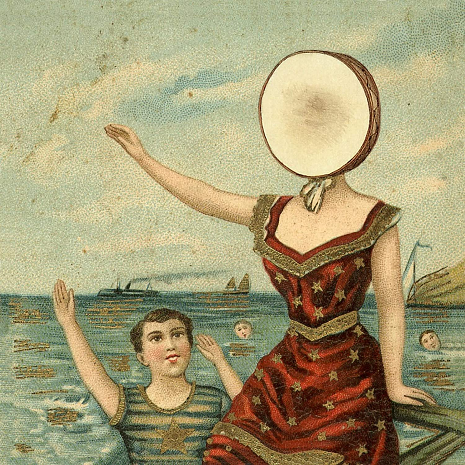 502 In The Aeroplane Over The Sea by Neutral Milk Hotel