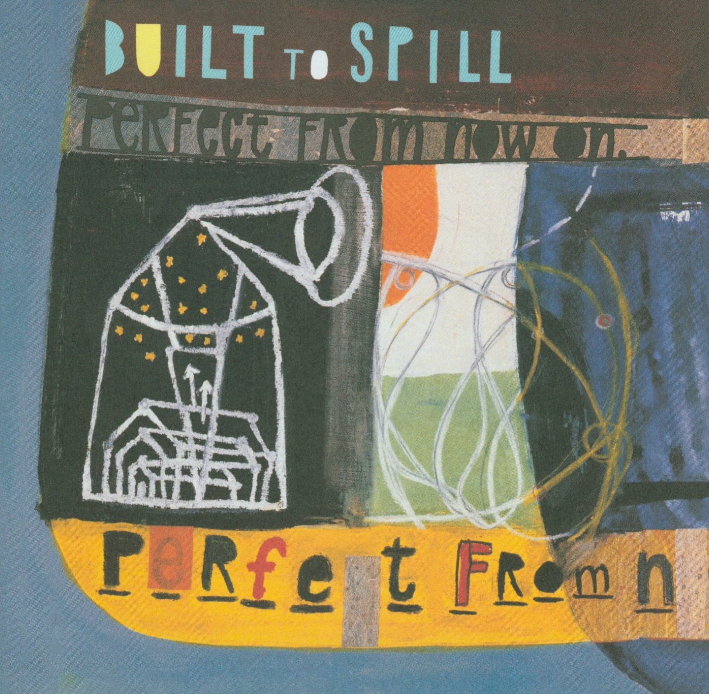 509 Perfect From Now On by Built To Spill
