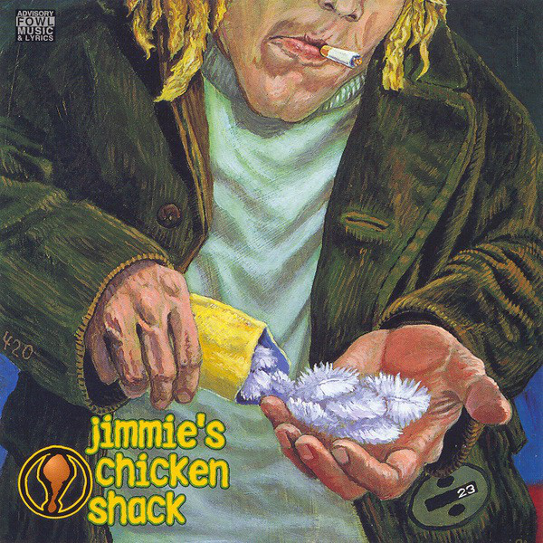 534 Pushing the Salmanilla Envelope by Jimmie's Chicken Shack